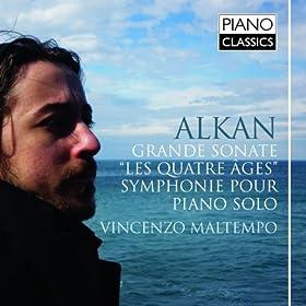 Symphonie pour piano solo: allegro
