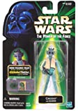 Star Wars POTF Action Figure w/ CommTech Chip - Greedo