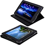 """NEXTBOOK NEXT8P12 & NEXT8D12F 8""""Tablet PC Cover Case with Stand -Black"""