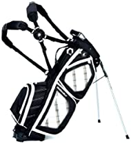 QODA Quan Black Scot Golf Stand Bag