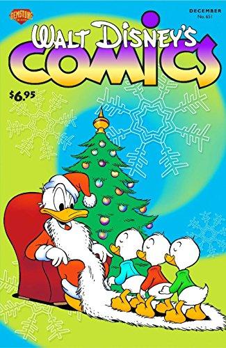 Walt Disney's Comics & Stories #651: v. 651 (Walt Disney's Comics and Stories)
