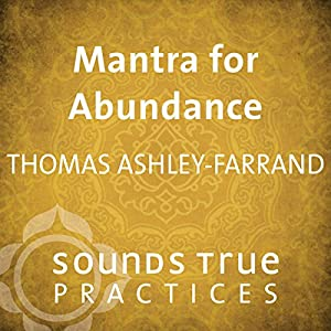Mantra for Abundance Speech