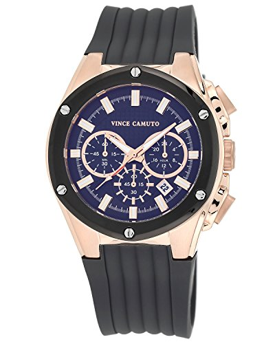 vince-camuto-mens-quartz-watch-with-grey-dial-analogue-display-and-grey-silicone-strap-vc-1063dgrg