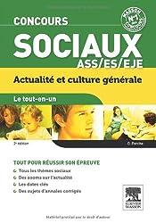 Le tout-en-un Concours sociaux Culture générale