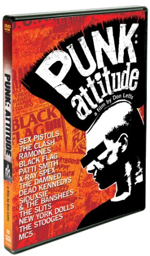 Cover art for  Punk: Attitude