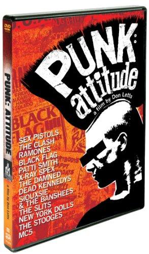Cover art for  Punk: Attitude