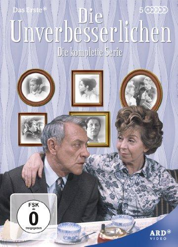 Die Unverbesserlichen - Neuauflage [5 DVDs]