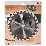 Bosch Circular Saw Blade 2609256810 Basic 160 x 2.2 x 20/16, Z24