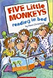 Five Little Monkeys Reading in Bed (0545030153) by Christelow, Eileen