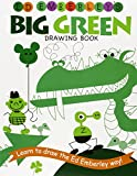 img - for Ed Emberley's Big Green Drawing Book (Ed Emberley's Big Series) book / textbook / text book