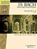 J.S. Bach - Two-Part Inventions (Hal Leonard Piano Library) with online audio
