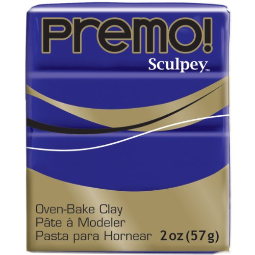 Premo Sculpey Polymer Clay 2 Ounces-Purple [Office Product] декор для дома bird polymer clay