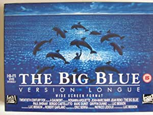 Big Blue [VHS] [UK Import]
