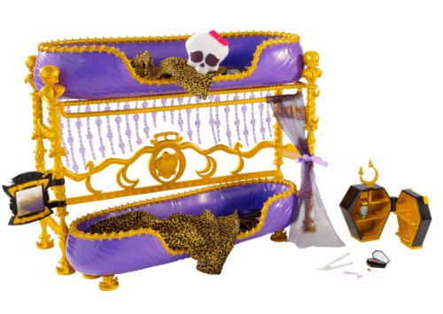 lit clawdeen wolf pas cher lit clawdeen wolf sur. Black Bedroom Furniture Sets. Home Design Ideas