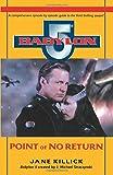 Babylon 5: Point of No Return (Babylon 5, Season by Season)