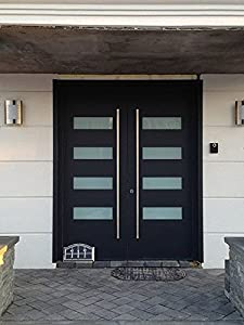 Amazon.com: Belle# Modern Stainless Steel Sus304 Entrance