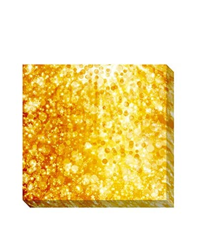 Out With The Gold In With The New Giclee On Canvas