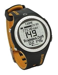 SIGMA PC 25.10 Cardiofréquencemètre Jaune