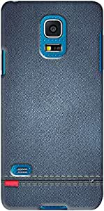 Kasemantra Dark Jeans Case For Samsung Galaxy S5 SM-G900