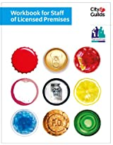 Workbook for Staff of Licensed Premises Scotland