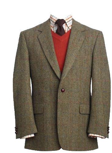 Genuine-New-Mens-Classic-Harris-Tweed-Wool-Taransay-Jacket