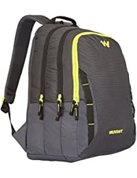 Wildcraft Polyester 45 Ltrs Black School Backpack (WC 7 Latlong 6)
