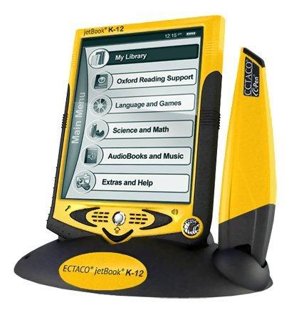 Ectaco K-12 Ye Electronics Jetbook - Yellow