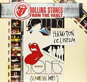 From The Vault - Hampton Coliseum - Live In 1981[+ Bonus Dvd] [VINYL]