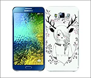 Galaxy Printed 2322 Maidens Of Wild Doe Hard Cover for Samsung Core Prime