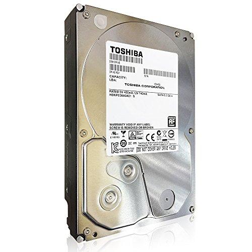 東芝 TOSHIBA 3.5インチ 内臓HDD 1TB SATA 64MB エンタープライズモデル ニアライン MG03ACA100