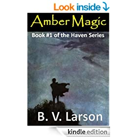 Amber Magic (Haven Series #1)