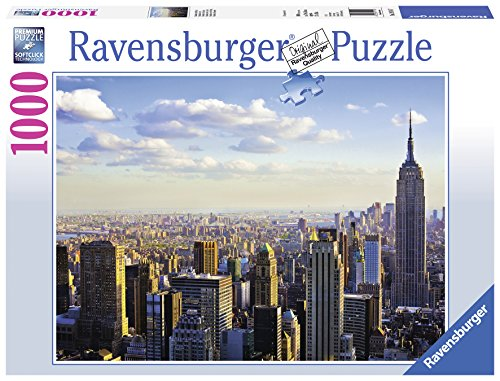 Ravensburger Manhattan in The Morning - 1000 Piece Puzzle