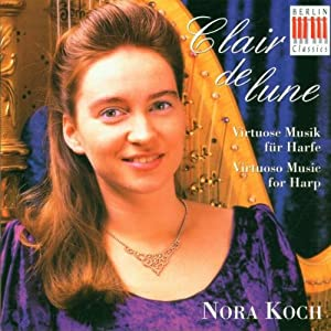 Virtuose Musik Für Harfe