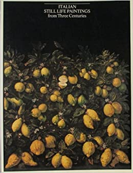 Italian still life paintings from three centuries (Centro