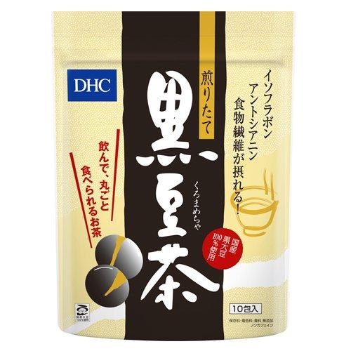 DHC 煎りたて黒豆茶 15g×10