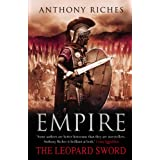 The Leopard Sword (Empire 4)by Anthony Riches