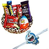 Kids Rakhi With Chocolate Combos