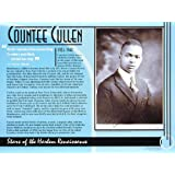 Countee Cullen, Stars of the Harlem Renaissance Poster