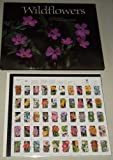 img - for Wildflowers: A Collection of U.S. Commemorative Stamps With Sheet of Stamps book / textbook / text book