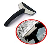 DPUSÃ'® Vehicle Car Stainless Steel Remove Snow Ice Shovel Scraper Defroster Wovel Spade US Seller by DPUS