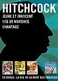 echange, troc Coffret 3 DVD + 1 CD Alfred Hitchcock : Chantage, Les 39 marches, Jeune et innocent + CD BONUS : BO La mort aux trousses