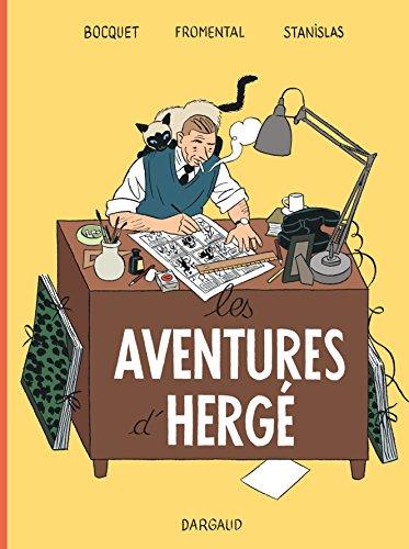 Aventures d'Hergé (Les) - tome 0 - Les Aventures d'Hergé - nouvelle édition augmentée