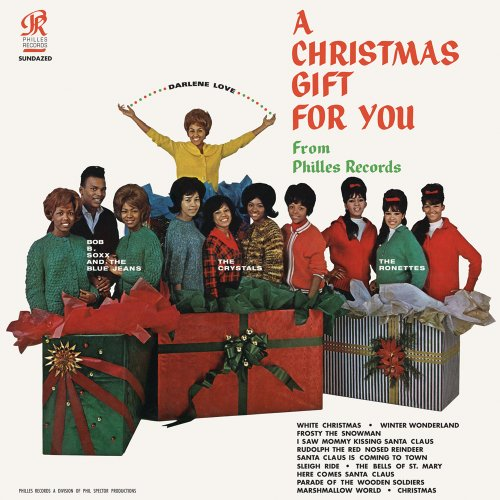 Album Art for Christmas Gift for You by Phil Spector
