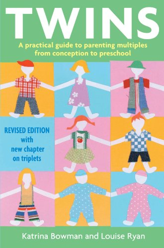 Twins: A Practical Guide To Parenting Multiples From Conception To Preschool front-154423