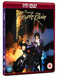 Purple Rain [HD DVD] [Import anglais]