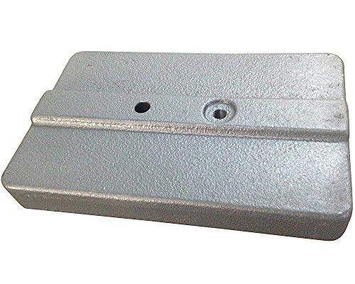 オーレック HGW80・SGW801用アタッチメント ウエイト18kg 0925-81900