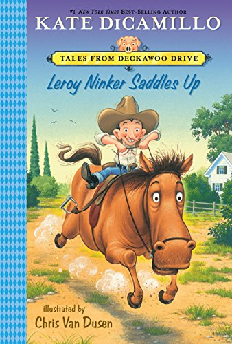 leroy-ninker-saddles-up-tales-from-deckawoo-drive-volume-one