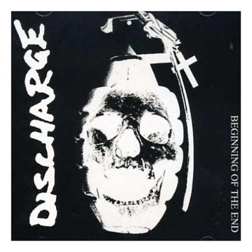 Beginning of the End by Discharge EP edition (2006) Audio CD
