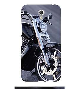 Extreme Bike Cute Fashion 3D Hard Polycarbonate Designer Back Case Cover for Lenovo ZUK Z2 Pro