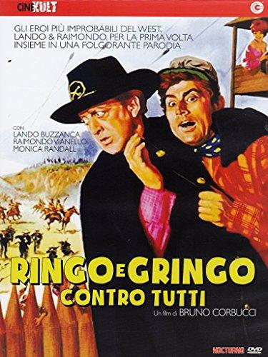 Ringo e Gringo Contro Tutti (DVD)